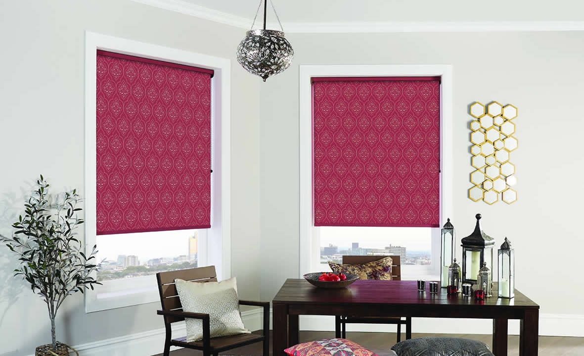 Ravishing roller blinds
