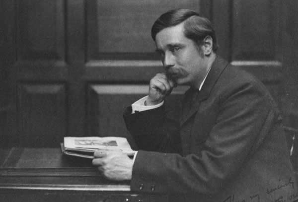 H.G. Wells was born in Bromley