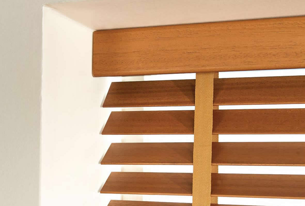Wooden v faux blinds - what's the difference?