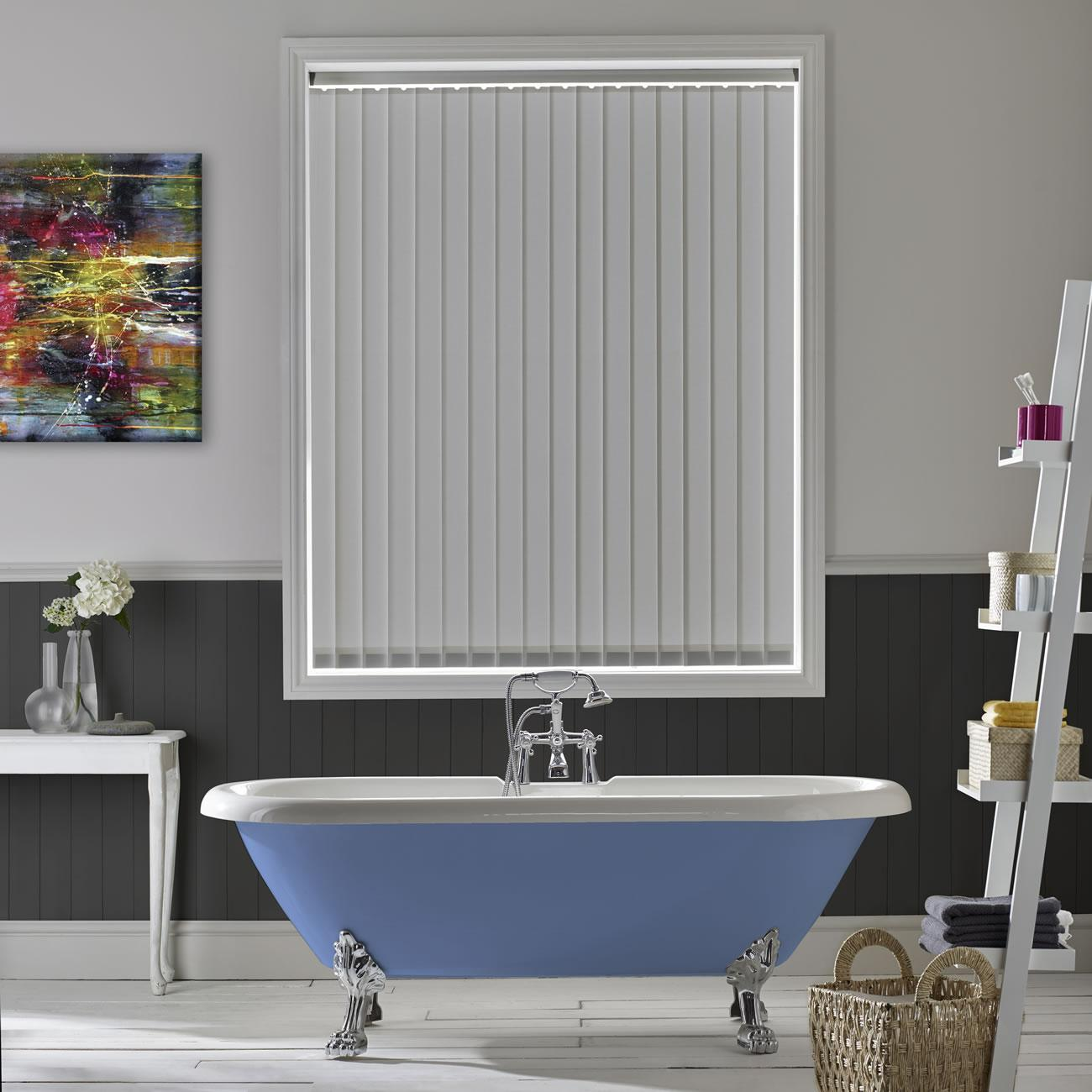 Your Bathroom - Curtains or Blinds?