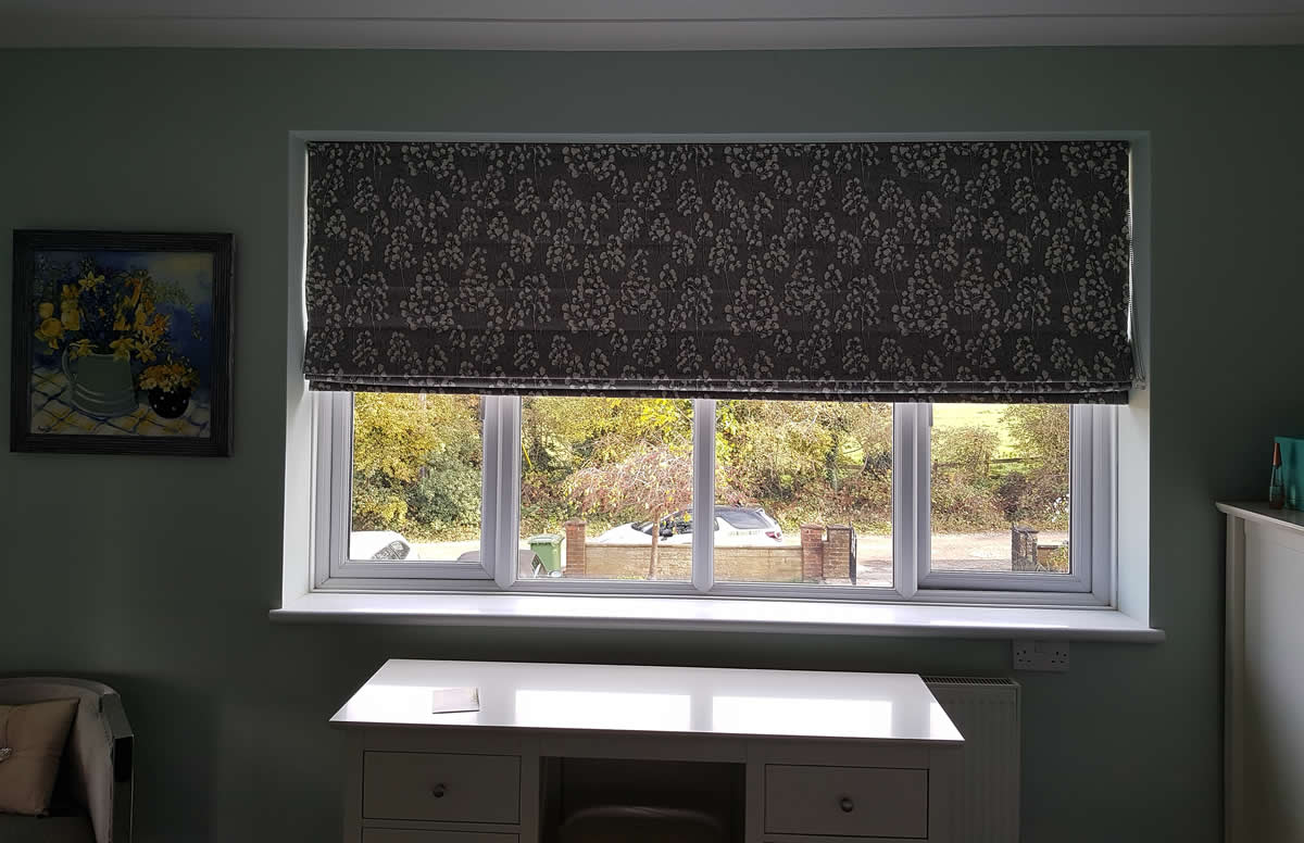 Blind fitted in Bromley 2019