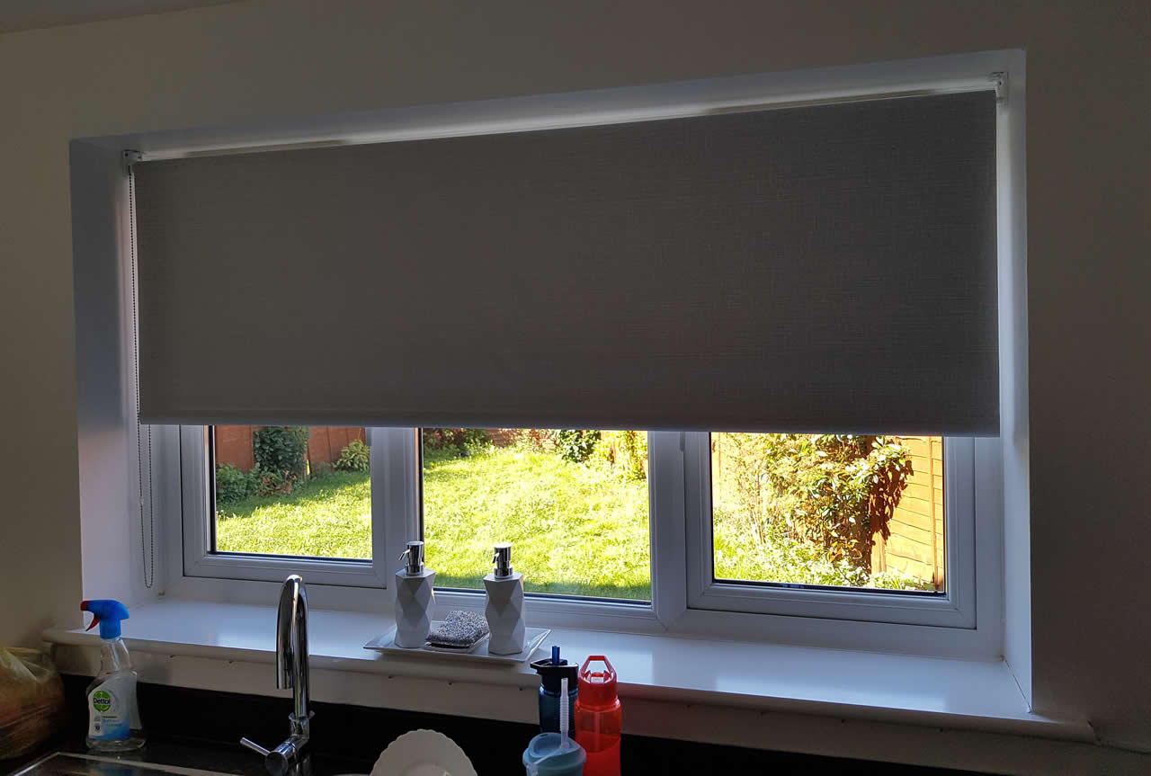 Gravesend blinds recent project