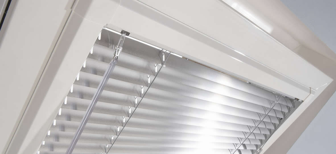 Aluminium Venetians are suitable for any room